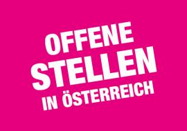 Bild Offene Stellen in Österreich